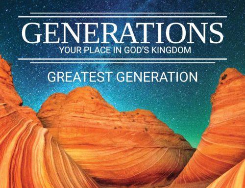 Greatest Generation
