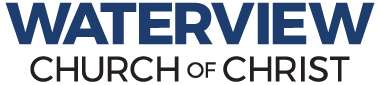 Waterview church of Christ Sticky Logo Retina