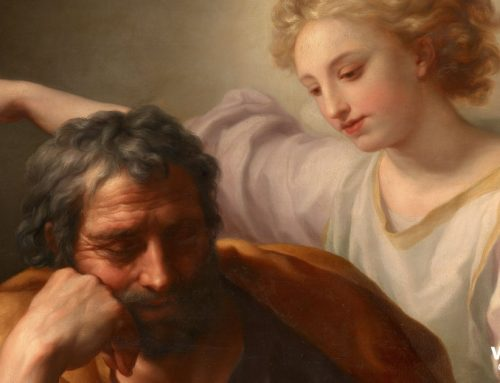 Encounters with Angels – Joseph