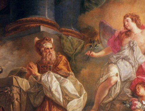 Encounters with Angels – Zechariah